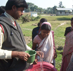 Providing Safe Drinking Water in Arsenic Contaminated Villages