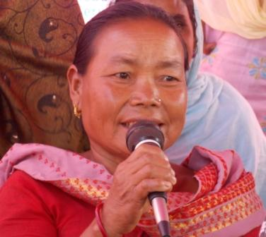 Customary rights of tribal women with reference to property and land rights in Northeast