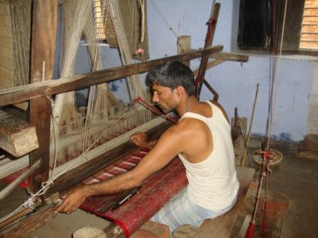 Traditional weaving: A dying Heritage