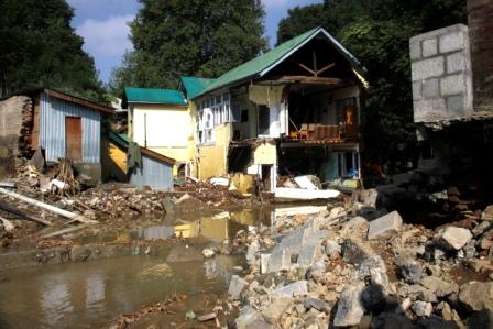 Water Treatment Plant – For the Flood Ravaged in Kashmir