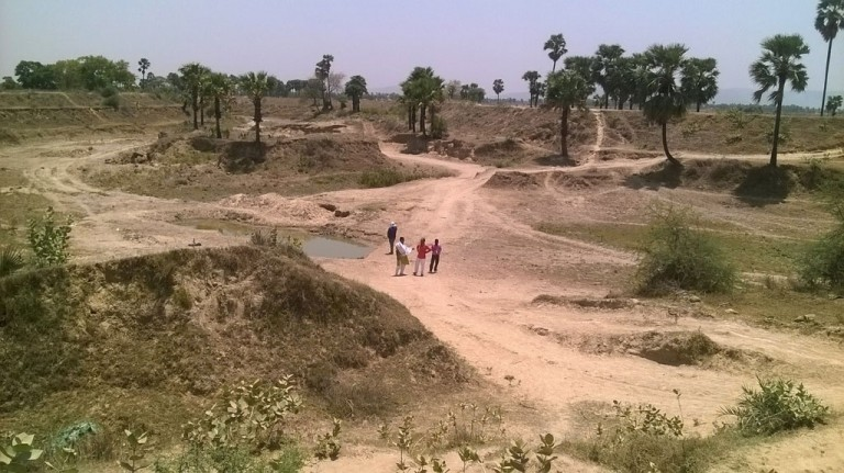 Drought in Pictures – Snapshot from Bihar