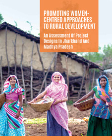 Promoting Women- Centred Approaches to Rural Development
