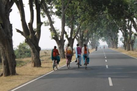 Women and Road