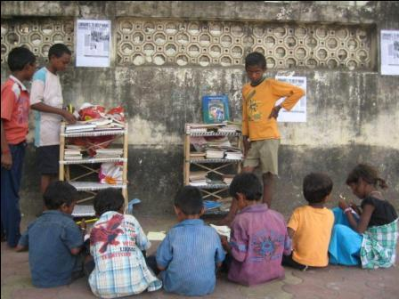 A Library for Street Children