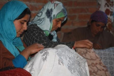 Women Self – Help Groups in Kashmir
