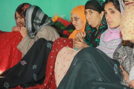 Self Help Groups in Kashmir help women become self reliant