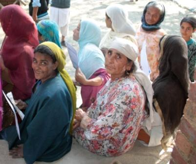 Kashmir Flood Response – Cash Assistance and Sanitation Initiative