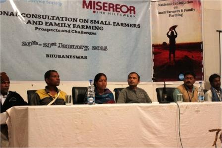 National Consultation on Small Farmers and Family Farming: Prospects and Challenges