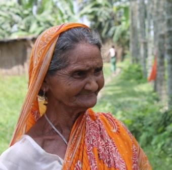 An Elderly Women's Quest for Survival