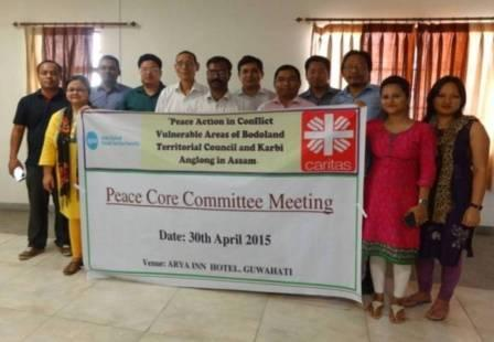 Peace Initiative in Northeast