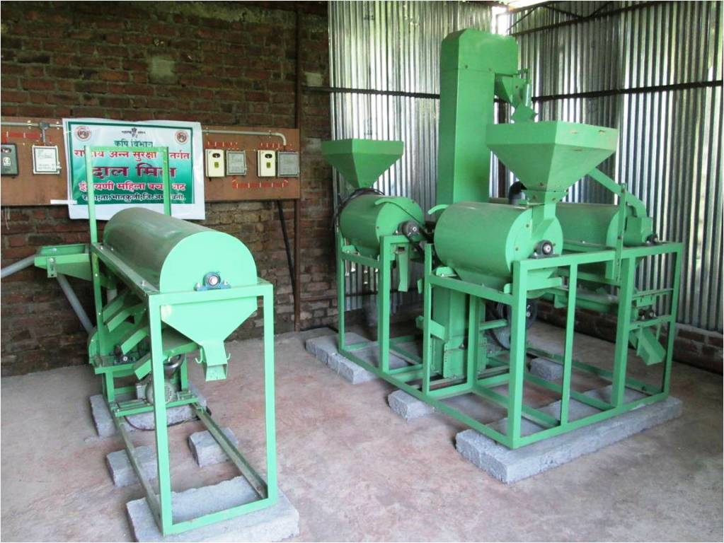 Dal Mill – Milling Lentils and Dreams