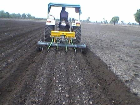 Innovation – Broad Bed Furrow System