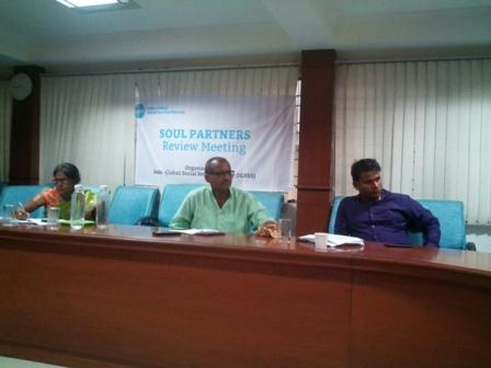 Review Meeting with Gender Partners