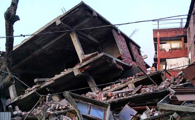 Manipur Earthquake – Situation Report # 1