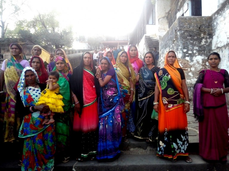 Women of Barwaha and Badwani