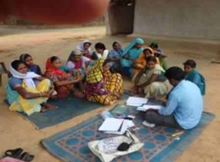 Amrudh Self Help Group – Step towards Self Reliance