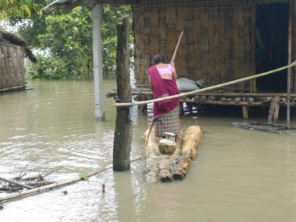Floods in Assam – Situation Report #2