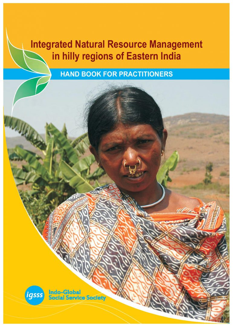 Integrated Natural Resource Management in Hilly Regions of Eastern India
