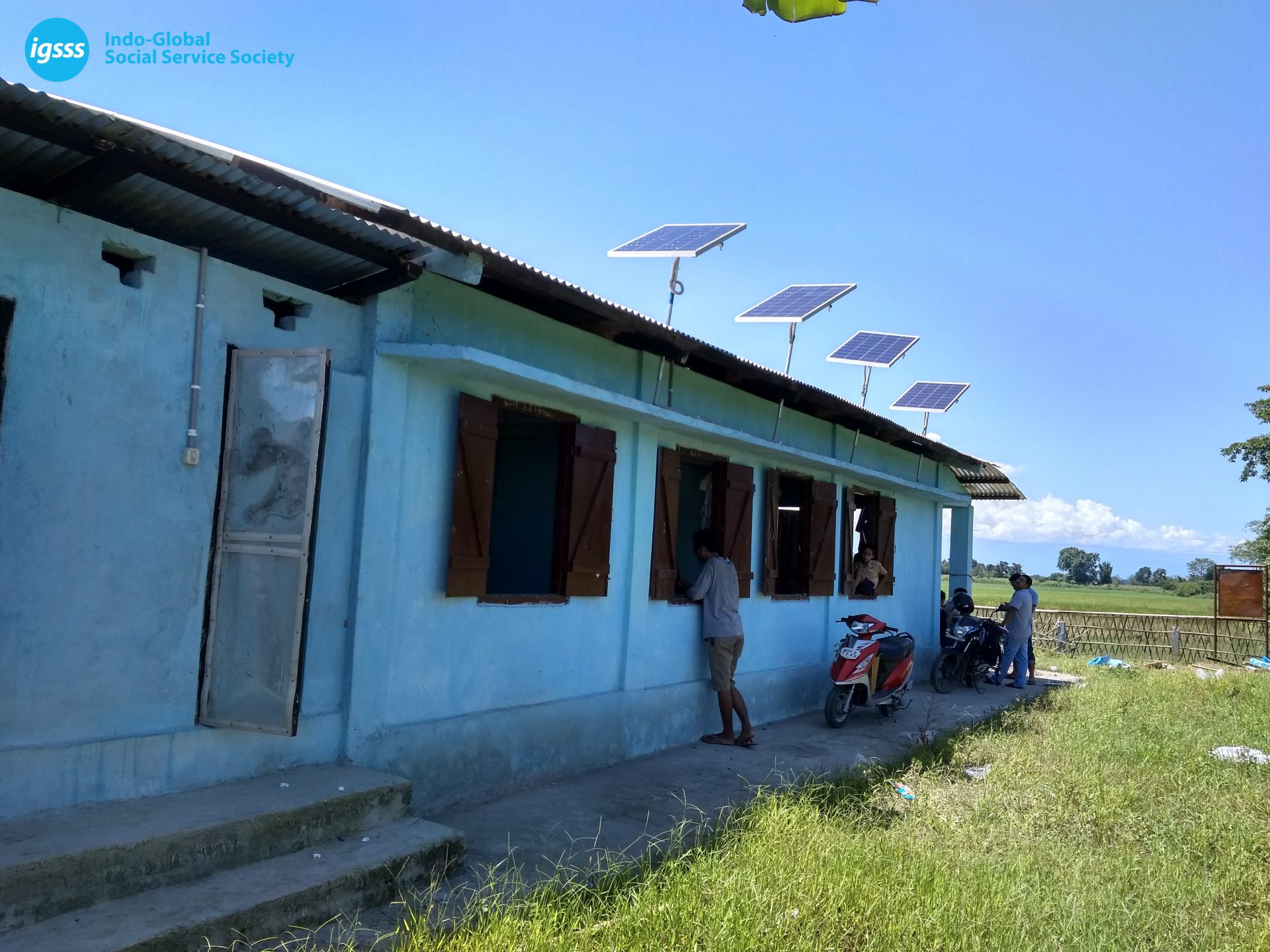 Building Sustainable Energy Ecosystem For Flood Prone Areas