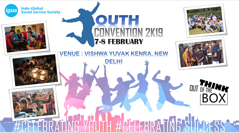 IGSSS Presents Youth Convention 2019