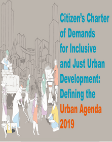Charter of Demands: Urban Agenda 2019: