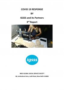 COVID-19 Response by IGSSS and its Partners – Third Report