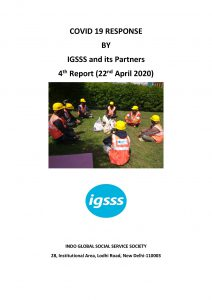 COVID-19 Response by IGSSS and its Partners – Fourth Report
