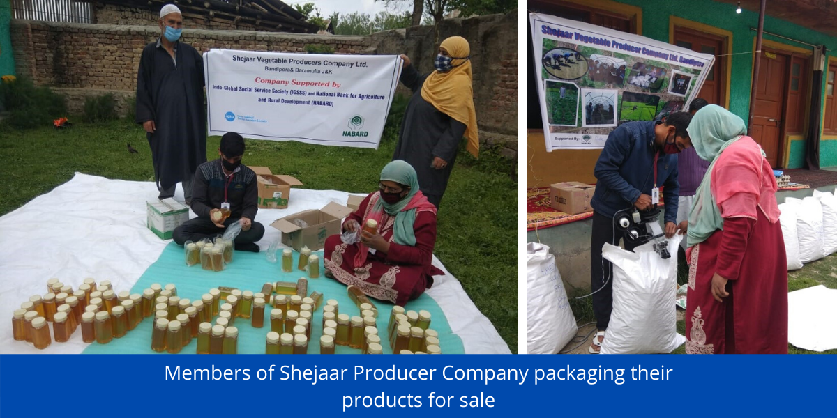 THE FRUIT OF PERSEVERANCE: STORY OF SHEEJAR VEGETABLE PRODUCERS COMPANY