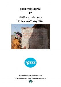 COVID-19 Response by IGSSS and its Partners – Sixth Report