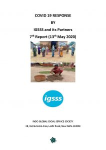 COVID-19 Response by IGSSS and its Partners – Seventh Report