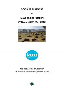 COVID-19 Response by IGSSS and its Partners – Eight Report