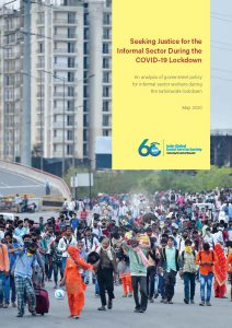 Seeking Justice for the Informal Sector during the COVID-19