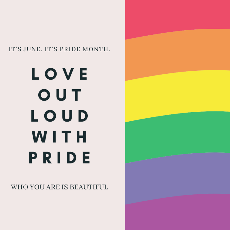 Happy Pride Month!