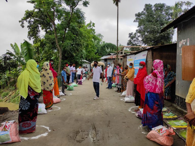 COVID RELIEF OPERATIONS – BEHIND THE SCENES